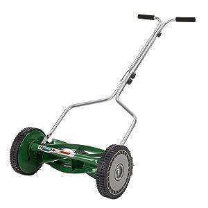 Great States 304-14 14-Inch 5-Blade Push Reel Lawn Mower