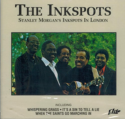 Inkspots-Inkspots In London-CD-FLAC-1990-FLACME Download