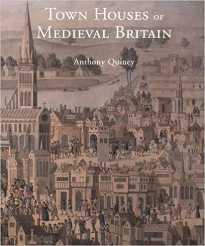 Town Houses of Medieval Britain