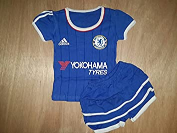 pretty nice 53b9a c3c65 Amazon.com : Chelsea Jersey for Baby Girls 8 - 15 Months : Baby