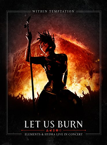 Let Us Burn (Elements & Hydra Live in Concert) [Blu-ray] (Within The Rock)
