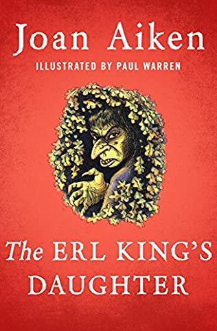 book cover of The Erl King\'s Daughter