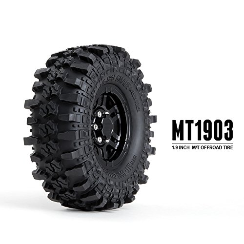 Gmade 70284 Mt1903 1.9 Off-Road Tires 2