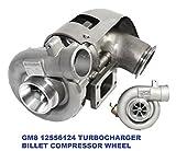 #7: Billet Wheel Turbo Charger GM8 96-02 Chevy Suburban/Pickup Truck 6.5L Diesel V8