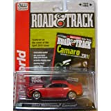 Road & Track, Auto World. 2011 Hennessey Camaro . 1:64 Scale Die Cast. by Auto World