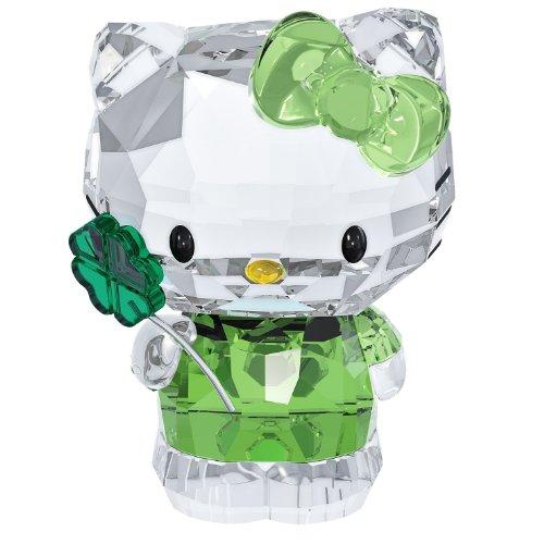 Swarovski Hello Kitty Lucky Charm Figurine
