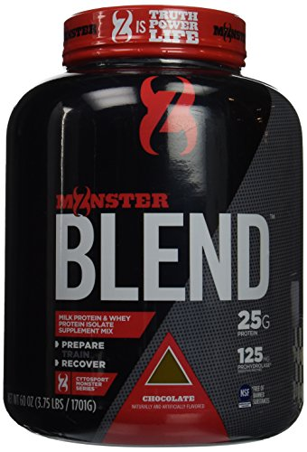 Cytosport Monster Blend, Chocolate, 3.75 Pound