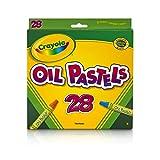 Crayola Oil Pastels, School Supplies, Kids Indoor