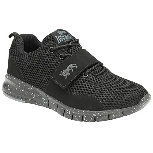 Novas Outdoor Blue Shoes Multisport Charcoal Women's Lonsdale 0qUPO