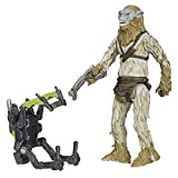 "Star Wars 3.75"" Jungle Space Hassk Thug"