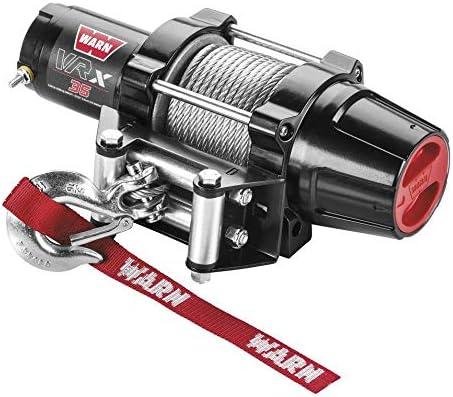 New Warn VRX 3500 lb Winch /& Model Specific Mount 2018 Yamaha 700 Wolverine X4 UTV