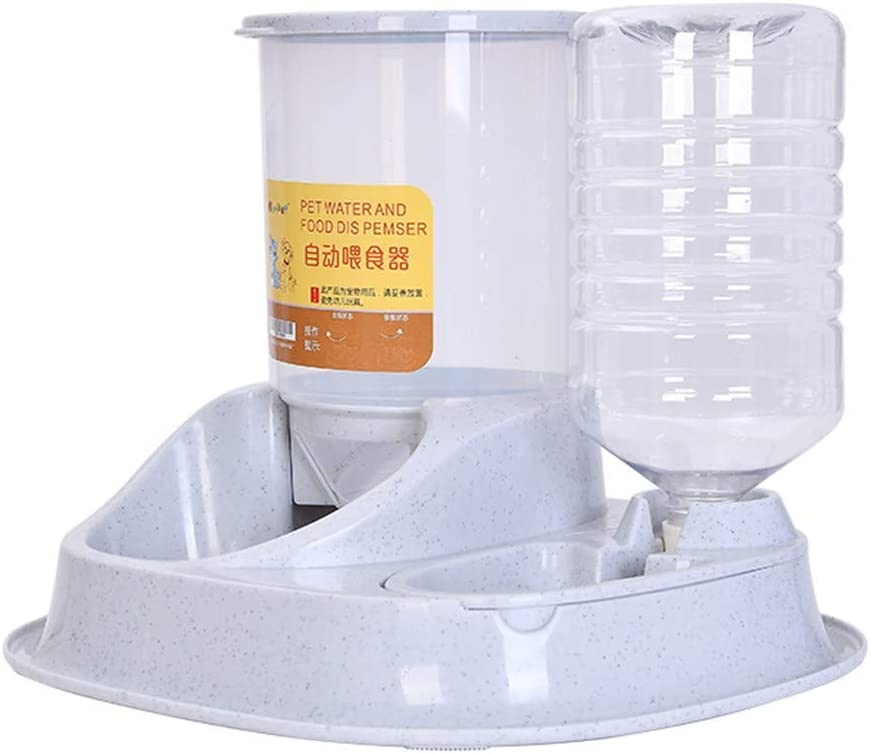 xueliang Automatic Water Bowl for Dogs,Dog Automatic Waterer,Automatic Feeder,cat Food Bowls,cat Water Dispenser.
