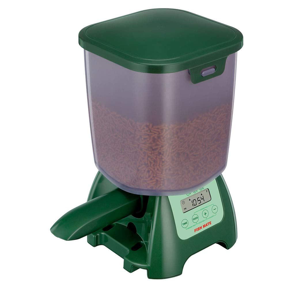 P7000 Pond Fish Feeder by Fish Mate
