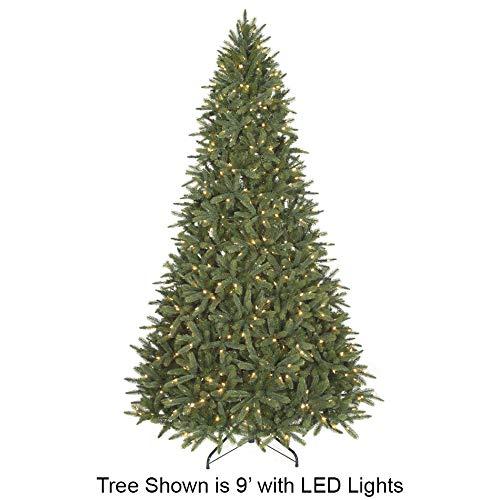 "Kennedy Fir Christmas Tree: Amazon.com: SilksAreForever 7'6""Hx55 W PE Kennedy Fir LED"
