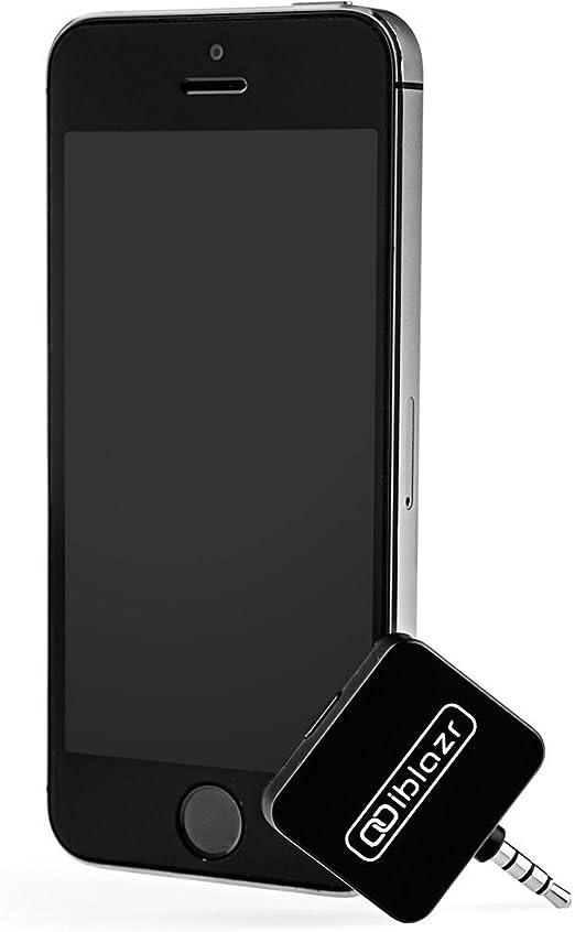 Iblazr Flash LED para Smartphone y cámara - Negro: Amazon.es ...