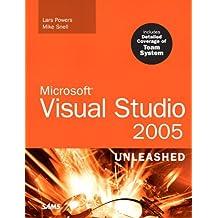 Microsoft Visual Studio 2005 Unleashed: MICRO VIS STUDIO 05 ULSHD_p1