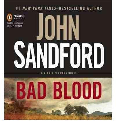 Bad Blood (Virgil Flowers Novels) [ BAD BLOOD (VIRGIL FLOWERS NOVELS) ] By Sandford, John ( Author )Sep-21-2010 Compact (2010 Compact)