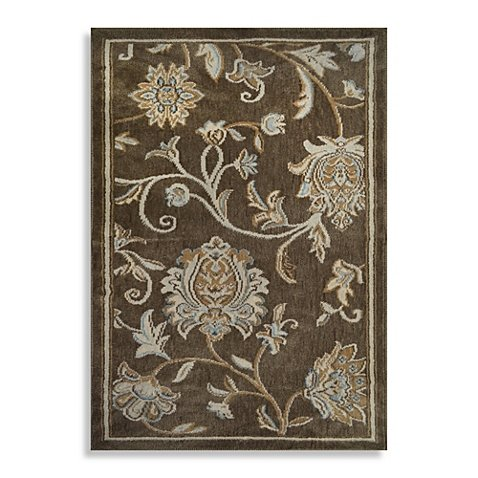 Westwood 2-Foot 3-Inch x 3-Foot 6-Inch Floral Accent Rug in - Marketplace Centre Ridge