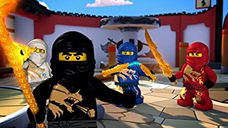 Lego Ninjago Customized 25x14 Inch Silk Print Poster WallPaper Great Gift