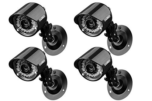 (Security Camera for Home with Night Vision (4 Pack))