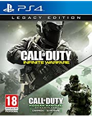 Call Of Duty Infinite Warfare Legacy Edition PS4 Game [UK-Import]