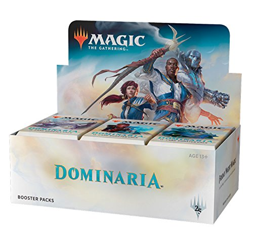 Magic The Gathering: Dominaria Booster Display Box by Magic The Gathering