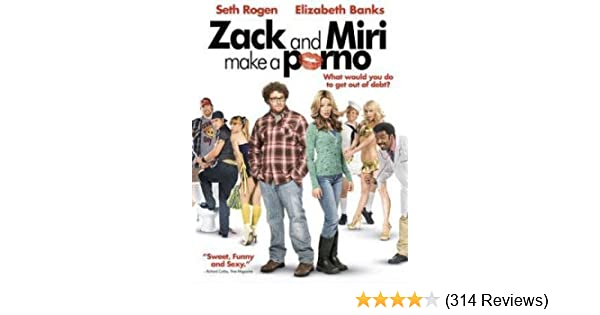 Amazon Com Zack And Miri Make A Porno Seth Rogen Elizabeth Banks Craig Robinson Jason Mewes Amazon Digital Services Llc