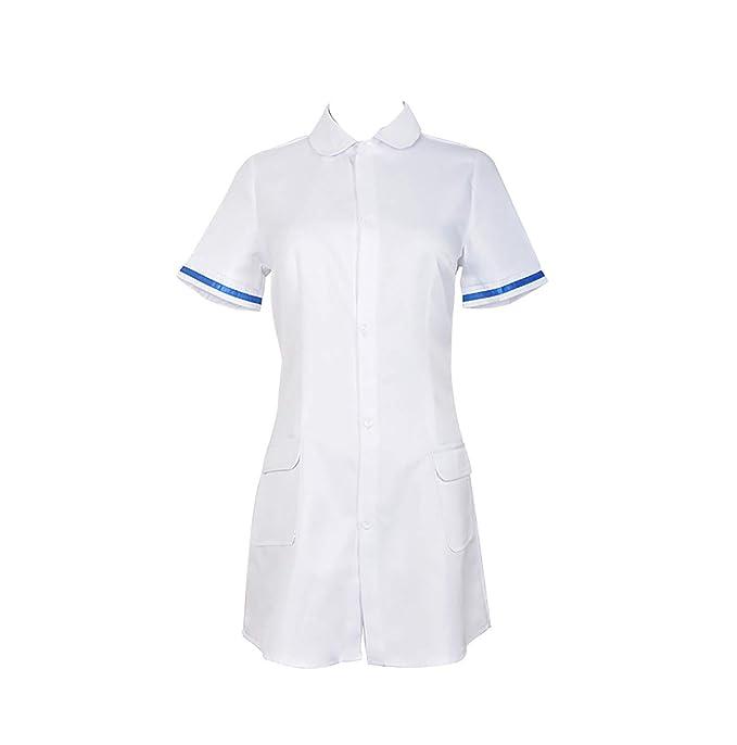 Amazon.com: Anime Ram Rem - Vestido de enfermera: Clothing