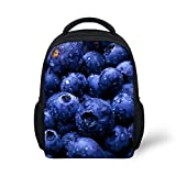 Best Blueberry Baby Boy Shoes - Lightweight Small School Bag For Boys Girls Fruit Review