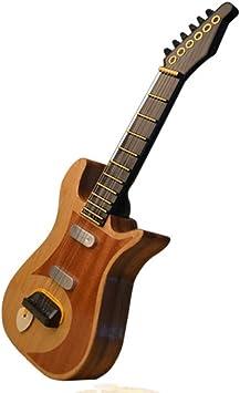 Foxom Guitarra para Niños, 6 Cuerdas Mini Guitarra Moderno Madera Música Eléctrico Guitarra Niños Musical Instrumentos Juguete Educativo,17 Inch: Amazon.es: Juguetes y juegos