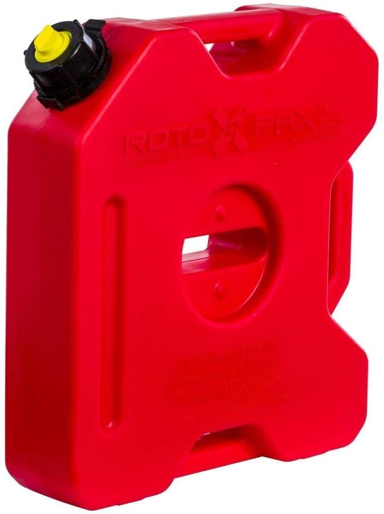 Rotopax Rx 1 75g Gasoline Pack 1 75 Gallon Capacity By Rotopax Auto