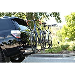 Swagman XC Cross-Country 2-bike Hitch Platform Rack