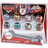 Disney/Pixar Cars Micro Drifters Collector, 8-Pack