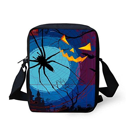 Zipper Pattern 11 Closer for Kids Sling Halloween Cross Designs Bigcardesigns Bag body Gifts Small Handbag Purse Messenger xwZanB8q1