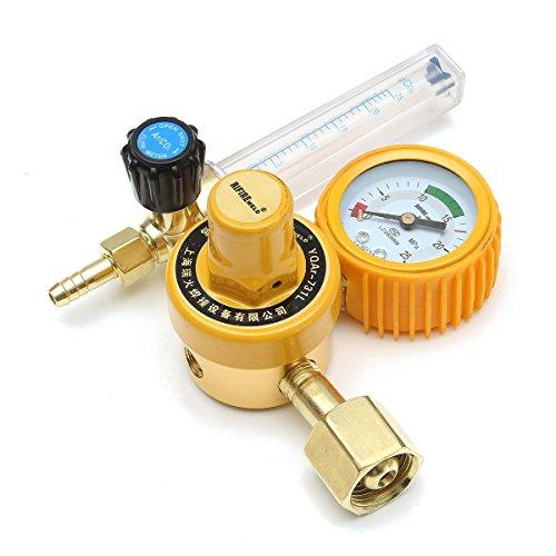 0-25 Mpa Argon CO2 Mig Tig Flow Meter Regulator Flow Meter Welding Weld (Micromatic Kegerator)