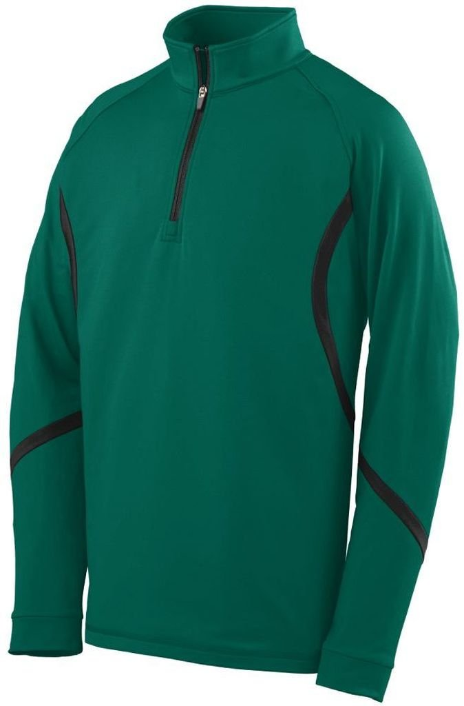Augusta Sportswear 4760大人用Zealプルオーバー B00EZN6YTY XL|Dark Green/ Black Dark Green/ Black XL