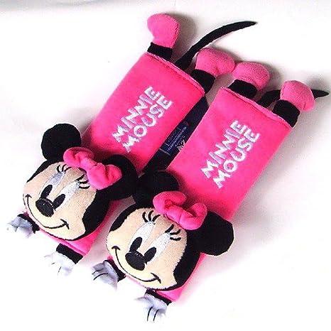 Amazon.com: Disney Minnie Mouse Protector para cinturón de ...