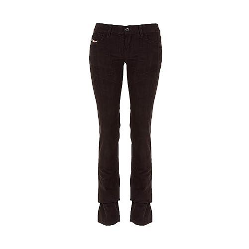 Diesel - Pantalón - para mujer marrón 32