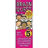 WORKMAN PUBLISHING BRAIN QUEST GR 5 (Set of 3)