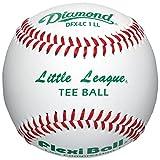 #8: Flex-Ball Low Impact Safety Little League Tee Balls for Kids Baseball (3-Pack)
