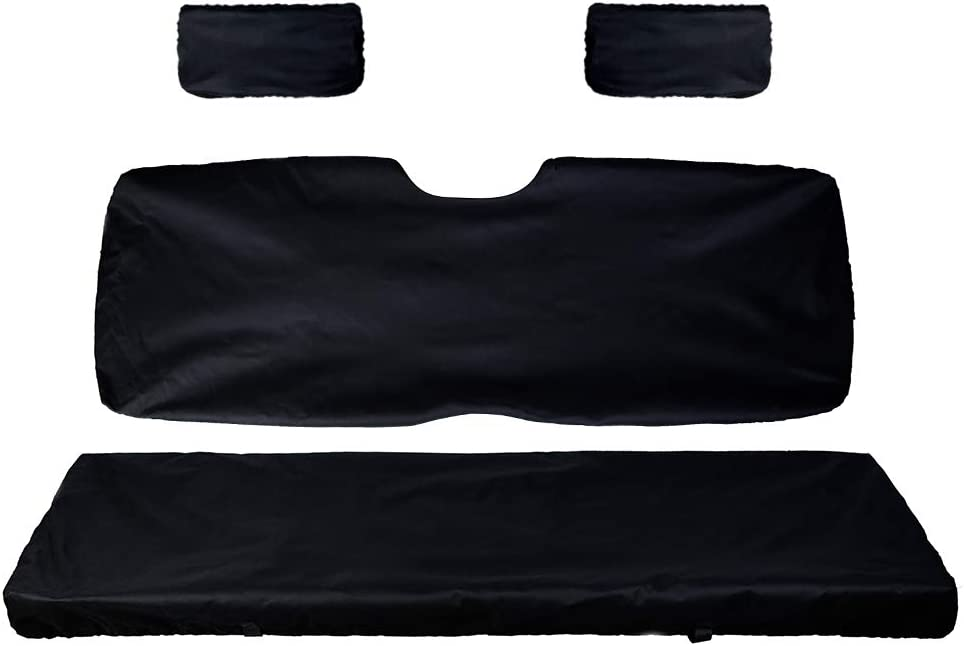 UTV Bench Seat Cover, Back Seat Cover Fits for Polaris Ranger 500 700 800