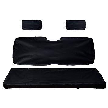 Superb Utv Bench Seat Cover Set With Back Seat Cover For Polaris Ranger 500 700 800 Forskolin Free Trial Chair Design Images Forskolin Free Trialorg