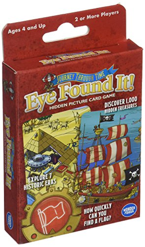 - The Wonder Forge Journey Through Time Eye Found It! Card Game