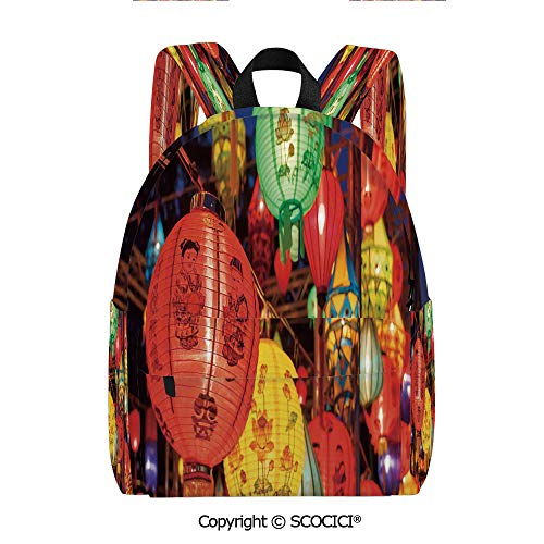 SCOCICI Travel Outdoor Backpack for Teens (11.5