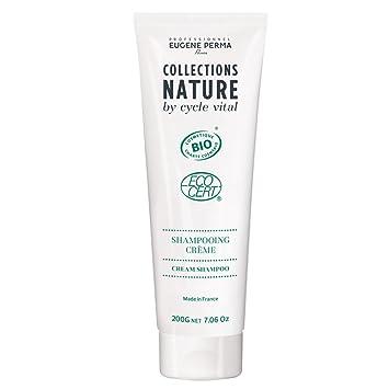 EUGENE PERMA collezioni professionali natura per ciclo vitale shampoo crema biologica certificata