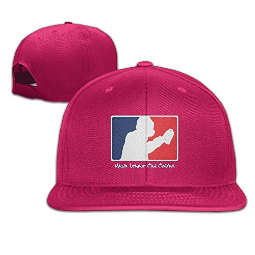 Prohats Major League Can Control Unisex Causal Fitted Flat Bill Boarder Hat For Men And Women