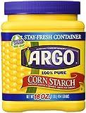 Argo 100% Pure Corn Starch, 16 Ounce