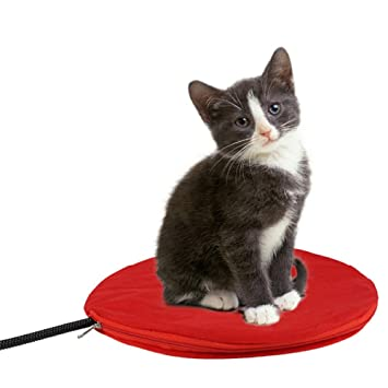 Cojín De Calefacción Para Mascotas, Gato Y Perro Calentador Eléctrico Colchón Anti-Mordedura Anti