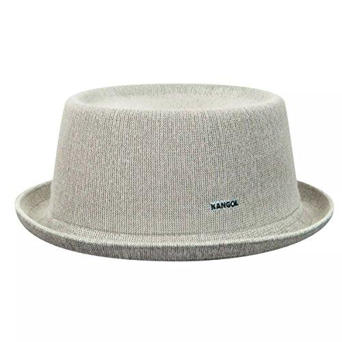 Fedora Kangol Hats (Kangol Bamboo Mowbray Hat (L - Grey))