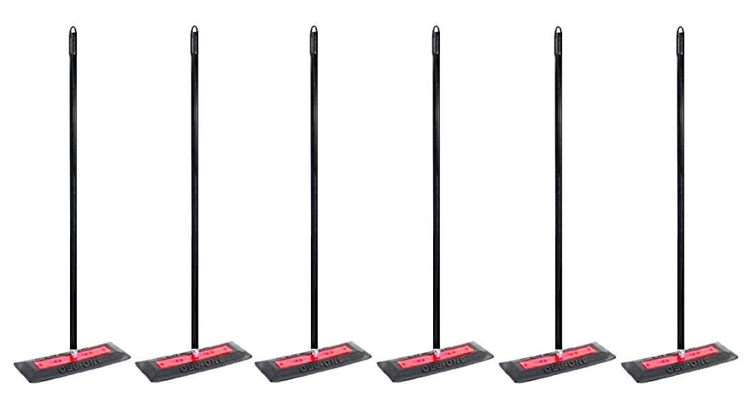 SNO PRO by Sno Brum Commercial Grade Snow Removal Tool with 48'' Handle–Clear snow off hundreds of cars, trucks, and other vehicles quickly without scratching paint or damaging accessories– 6pk by Sno Brum (Image #2)